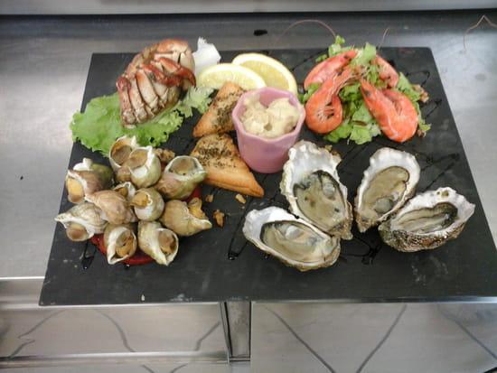 L'Ecluse  - l'assiette de la mer  -   © camus