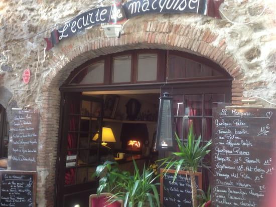 , Restaurant : L'Ecurie de la Marquise