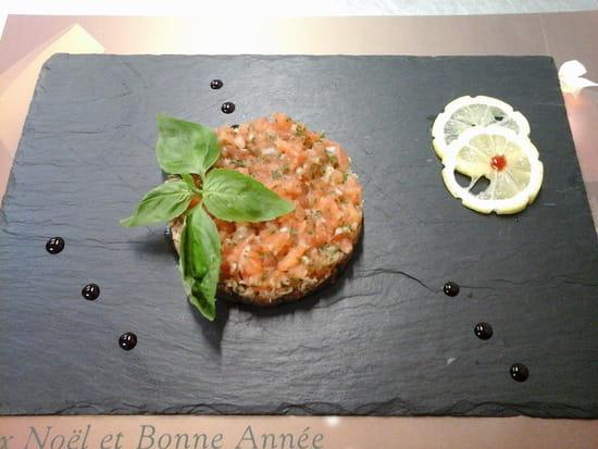 L'Entre 2  - Tartare de tomate au thon -