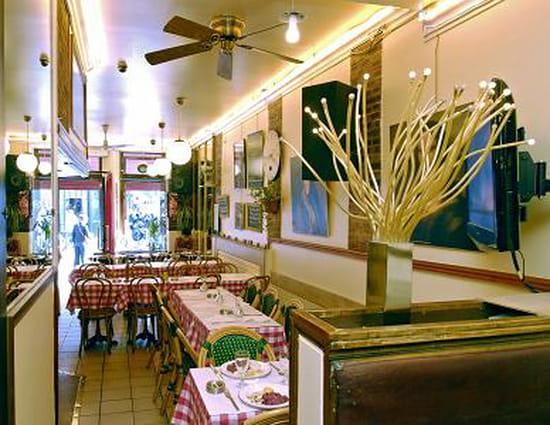 L 39 entrec te bastille bar paris avec linternaute for Restaurant bastille terrasse