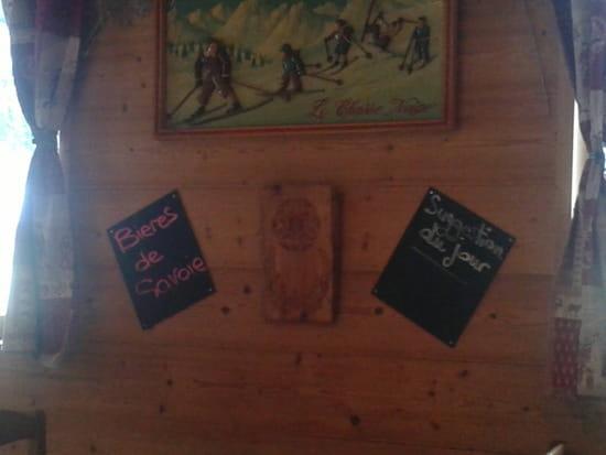 , Restaurant : L'escale