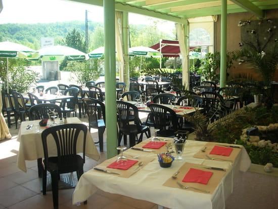 L'Escoffine  - Restaurant l'Escoffine avec terasse vers Romans sur Isère -