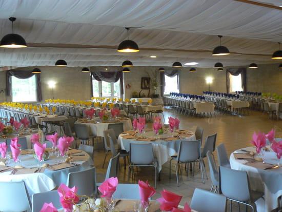 L'Escoffine  - salle l'Escoffine pour groupes en Drôme vers Romans sur Isère -