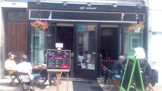 L 39 esquisse restaurant de cuisine moderne la tour du pin - La cuisine du monstre tours ...