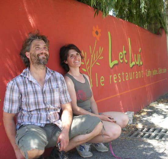 Restaurant L Et Lui Saint Paul Trois Chateaux