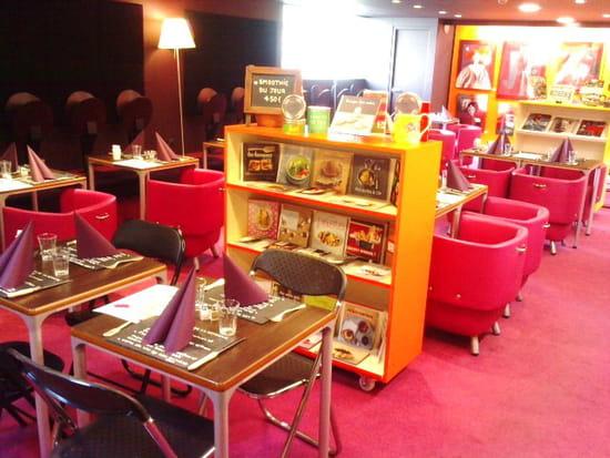 L'Étage - librairie Doucet