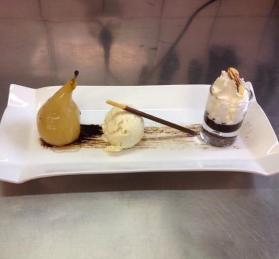 , Dessert : L'Etna