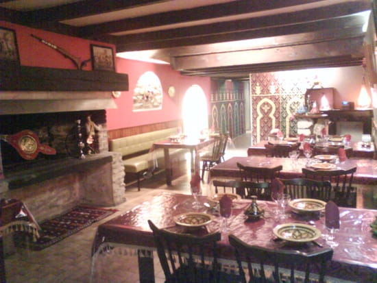 l 39 etoile marocaine restaurant marocain avec linternaute. Black Bedroom Furniture Sets. Home Design Ideas