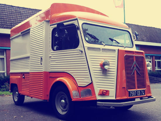 L'H et Vous, le Camion Gourmand - Food truck Annecy