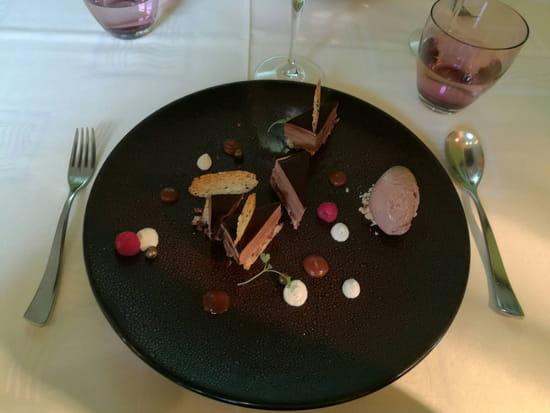 , Dessert : L'Hostellerie d'Acquigny