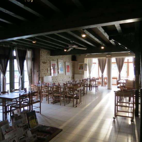 L'Hostellerie du Bourg D'Hem  - salle du restaurant -