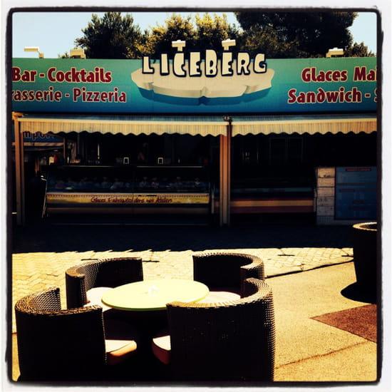 , Restaurant : L'Iceberg  - Glacier -