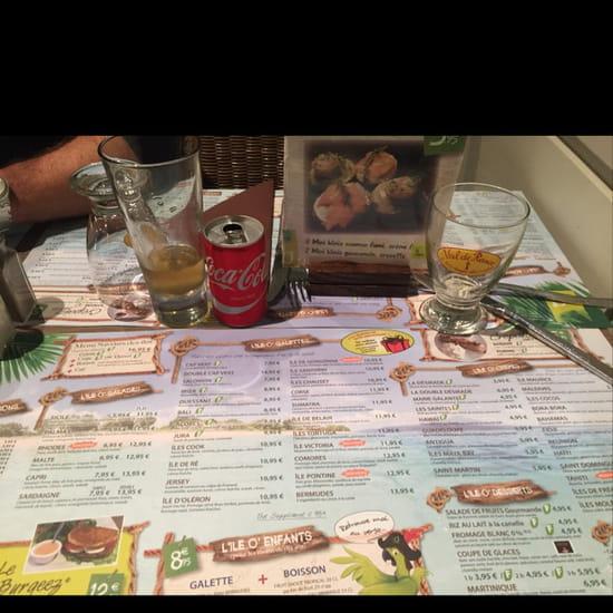 , Restaurant : L'Ile O'Crêpes