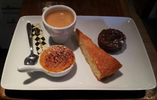 L' Imprevu  - Café gourmand -