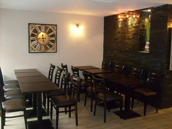 L'Instant Fraicheur  - La salle du restaurant -
