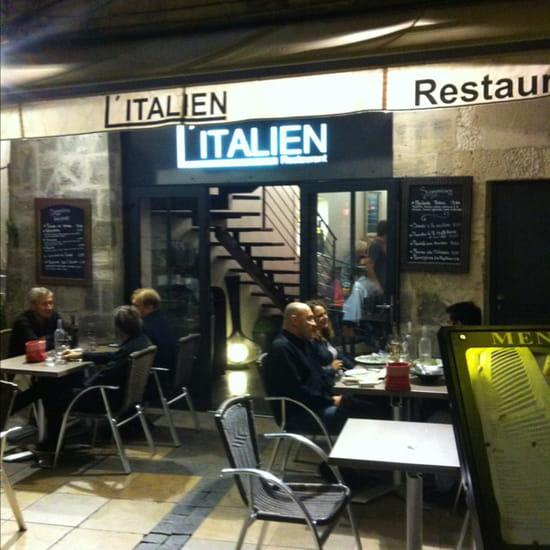, Restaurant : L'Italien