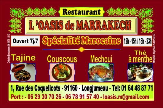 L'Oasis de Marrakech