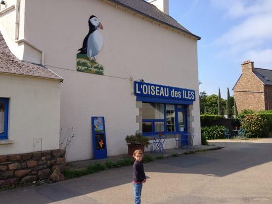 , Restaurant : L'Oiseau des Iles
