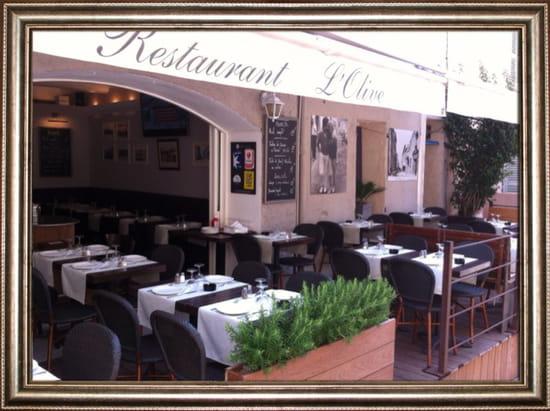 , Restaurant : L'Olive