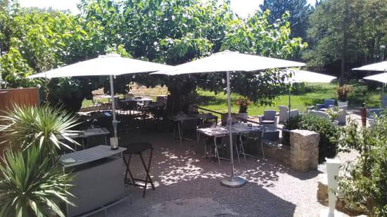 , Restaurant : L'Olivier de Paiolive