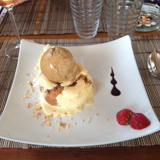 , Dessert : L'Onda  - Tiramisu glaçé -