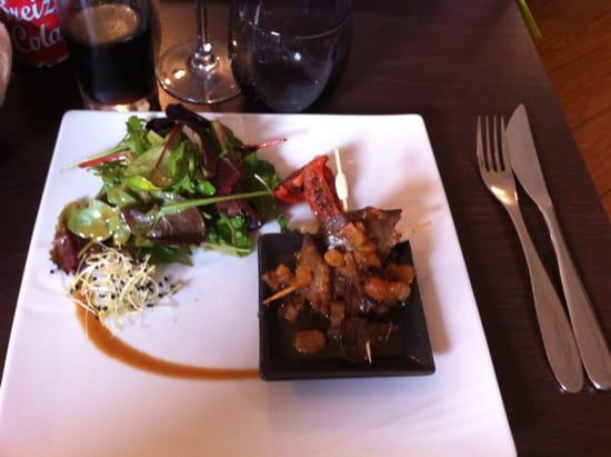 , Restaurant : L'Onde Verte