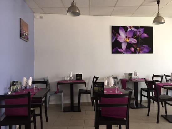 , Restaurant : L'Orchidée