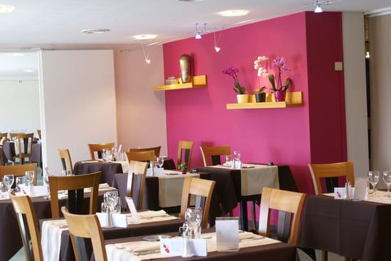 L'Orchidée - Restaurant de l'hôtel Aloé