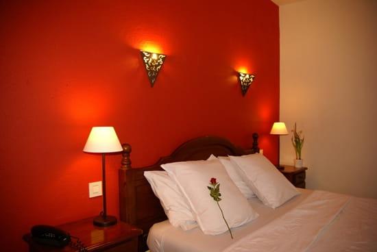 L'Orée des Chênes  - L'hôtel dispose de 26 chambres. -