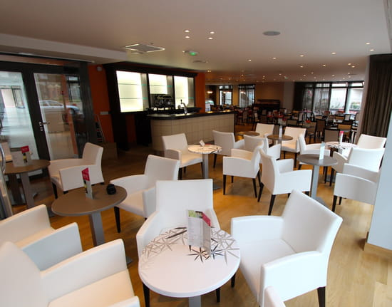 L'Orée des Thermes  - Salle du restaurant -