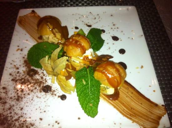 , Dessert : L'Ostinato