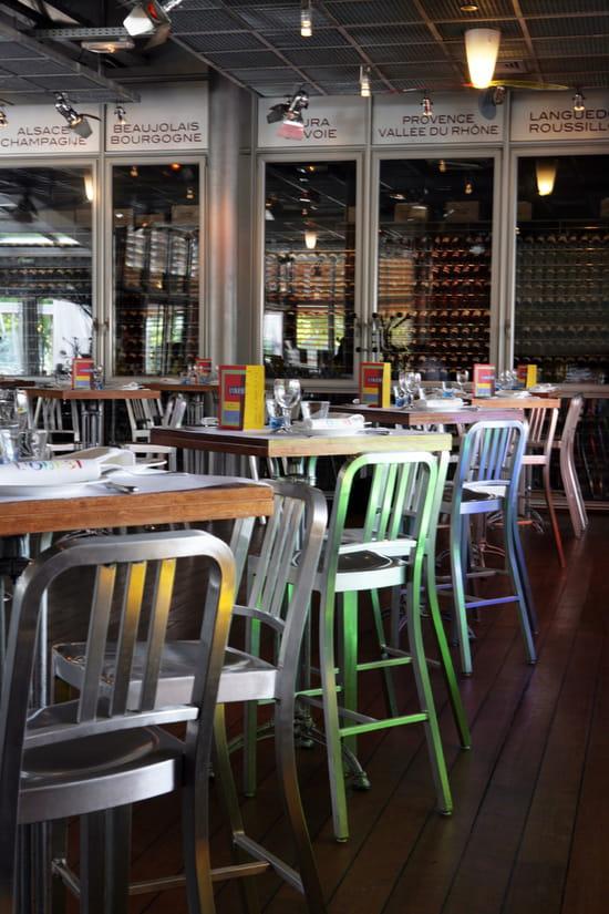 l 39 ouest restaurant gastronomique lyon avec linternaute. Black Bedroom Furniture Sets. Home Design Ideas