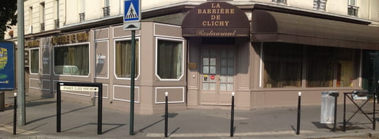 La Barriere de Clichy