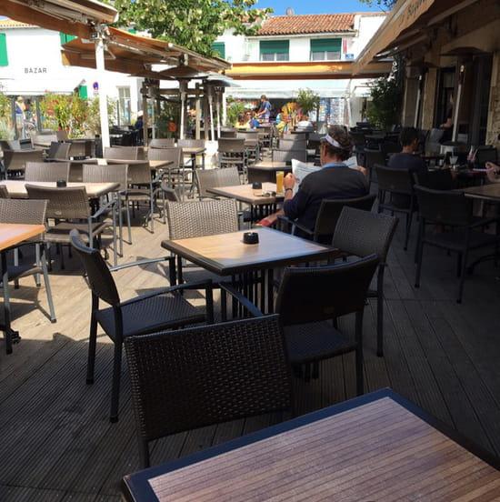 , Restaurant : La Bazenne