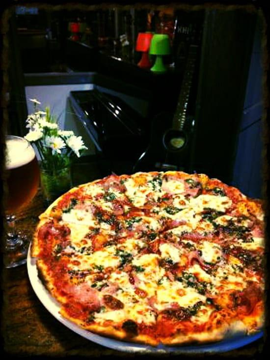 La Belle Epoque  - La pizza ROMA -   © Belle Epoque