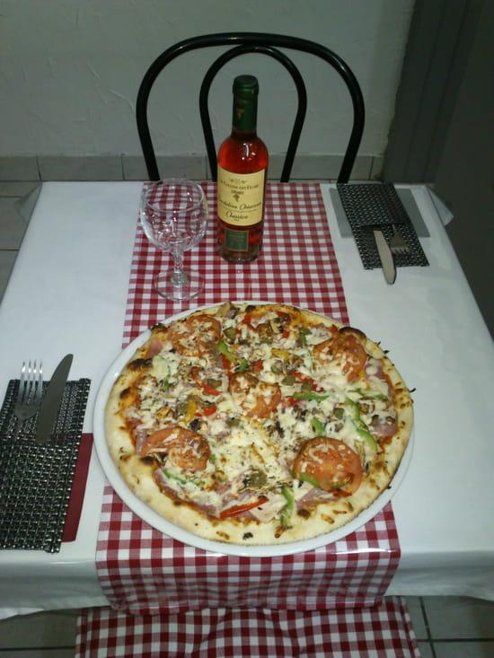 La Botte Gourmande  - la pizza du chef... -
