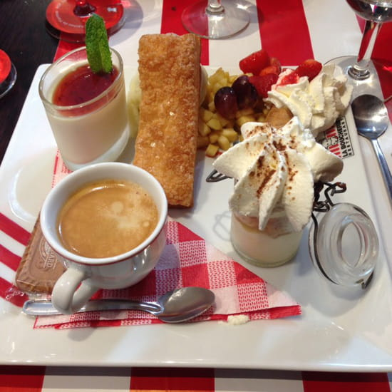 , Dessert : La Boucherie