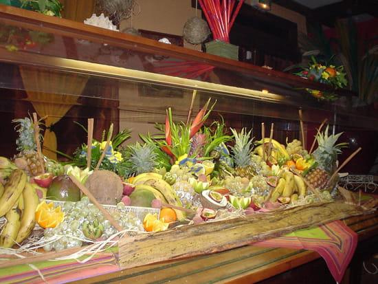 La Boule d'Or  - Délice de fruits -