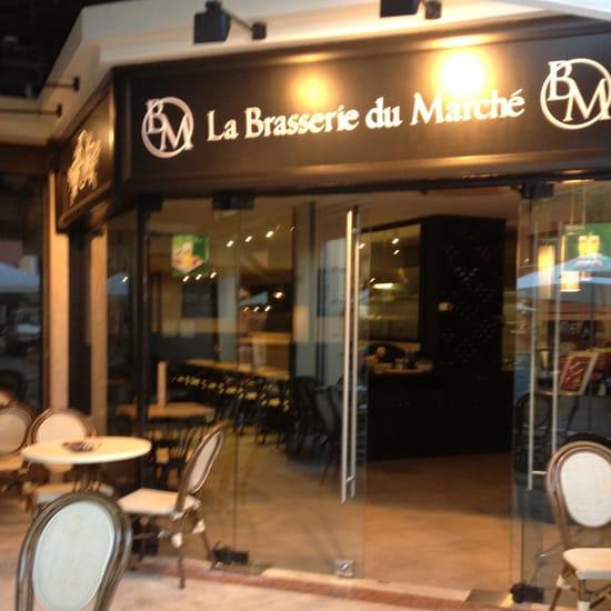 , Entrée : La Brasserie du Marche