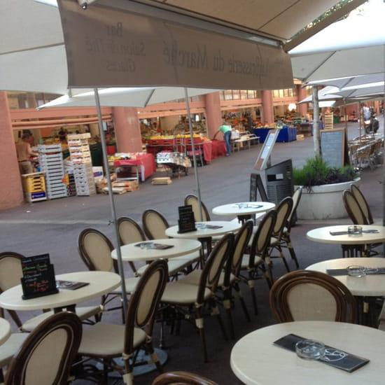 , Restaurant : La Brasserie du Marche
