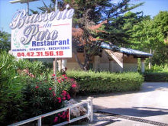 La brasserie du parc restaurant proven al vitrolles for Restaurant avec parc
