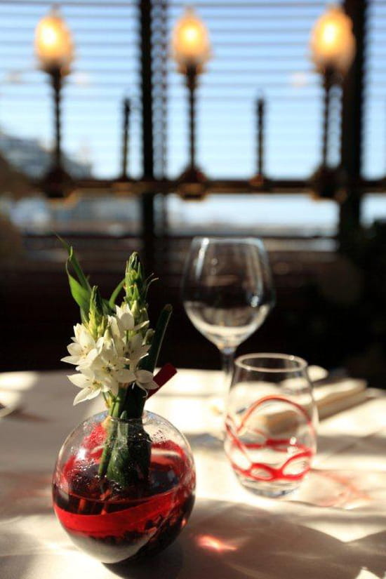 La Brasserie du Sillon  - intéreur du restaurant -   © panoramix
