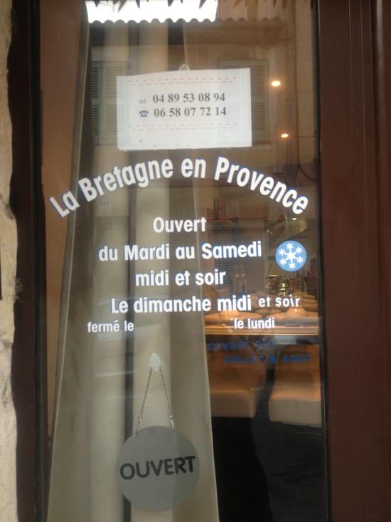 La Bretagne en Provence