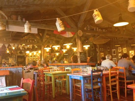 , Restaurant : La Cabane Du Trappeur