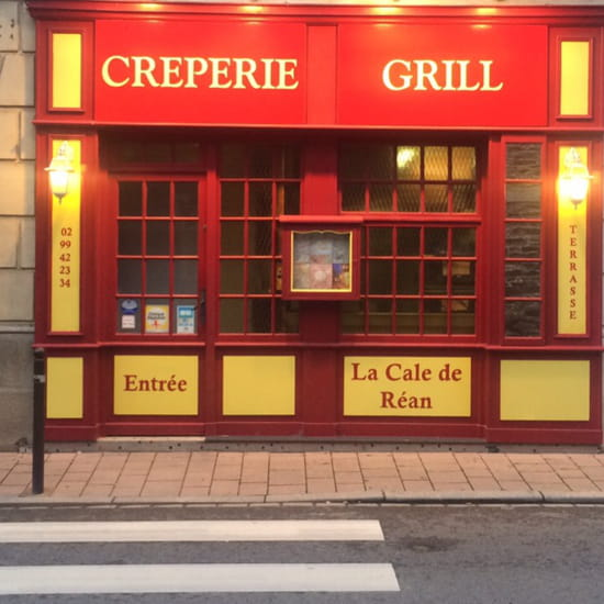 , Restaurant : La Cale de Rean