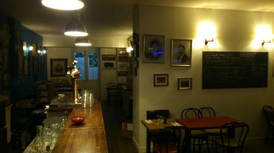 , Restaurant : La Cantine de Gaston  - Salle -