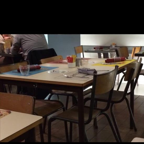 , Restaurant : La Cantine des Grands