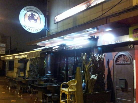 , Restaurant : La Casa Di Mansa