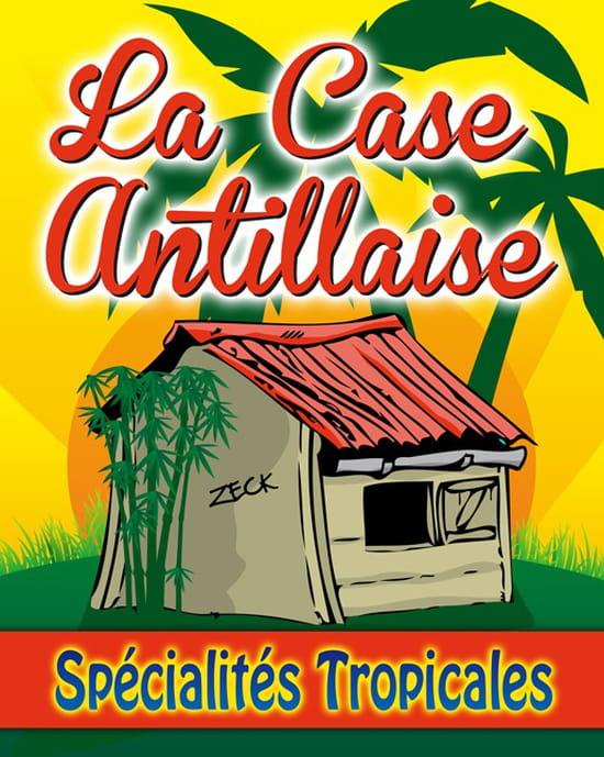 La Case Antillaise  - logo -