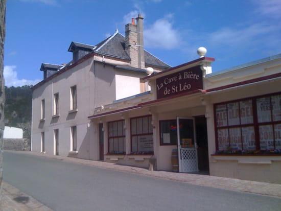 , Restaurant : La Cave à Bière  - La cave à bière de Saint Léonard Des Bois -